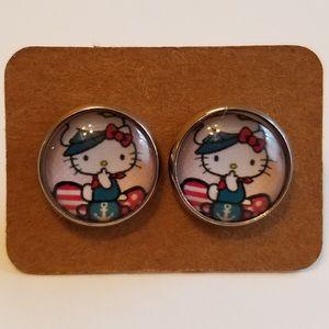 #9 Kitty Earrings